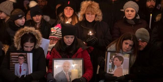 Вечер поминовения погибшей семьи Аббас