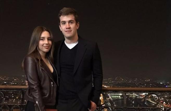 Диана и Ростислав