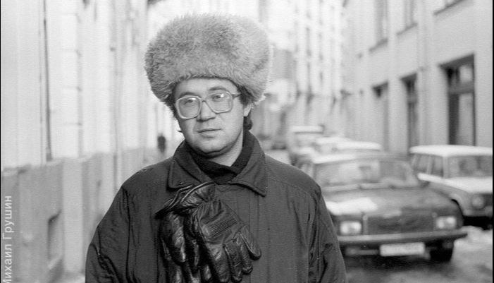 Илья Кормильцев. 1989 год. Фото Михаила Грушина