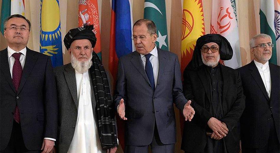 Встреча с участием представителей «Талибана» в Москве