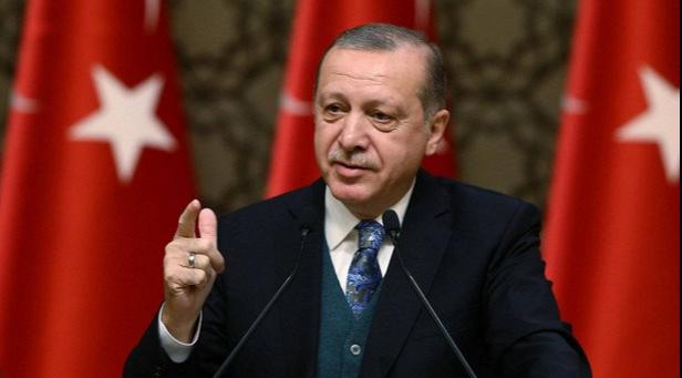 Президент Турции РеджепТайипЭрдоган