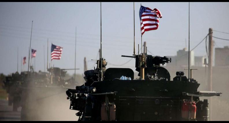 Американские войска в Сирии