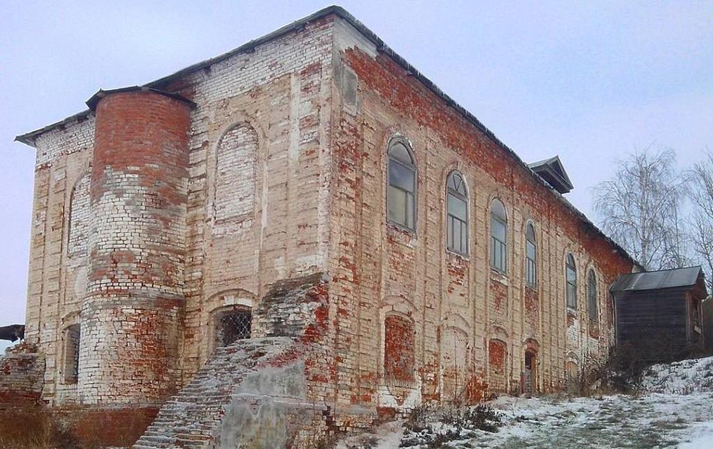 Разрешения на строительство мечети пришлось просить у императрицы