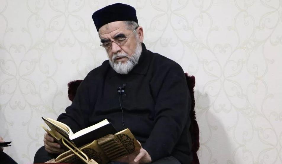Шейх Мухаммад Садык Мухаммад Юсуф – знаменитый узбекский ученый-богослов