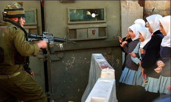 Будни палестинок