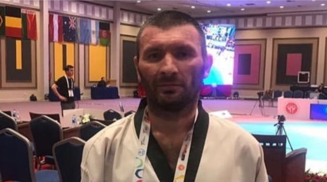 Спартака Газзаев