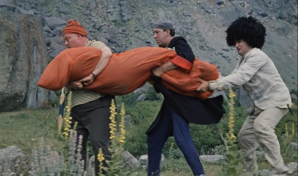 Похищение невесты. Кадр из фильма