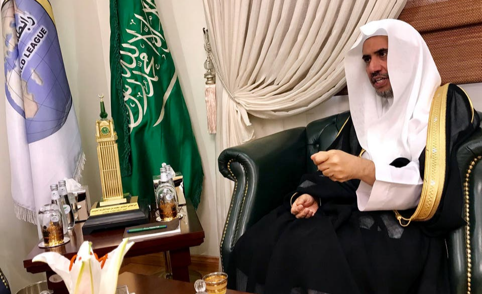 Мухаммад Абдул Карим аль-Иса. Фото: Аль-Арабия