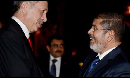 Эрдоган и Марзуки отреагировали на смерть Мурси