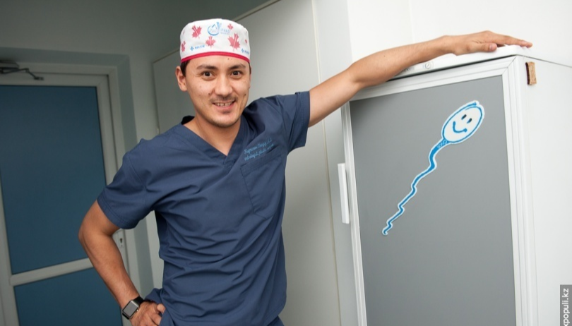 Мужское бесплодие становится проблемой Казахстана