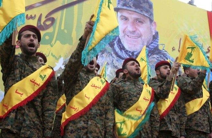 Бойцы Хезболлы