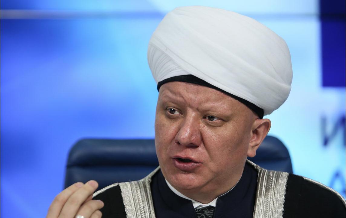 Глава ДСМР Альбир Крганов