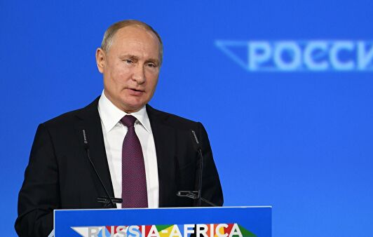 Президент России Владимир Путин. Фото: РИА Новости