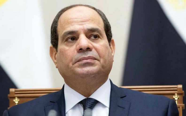 Президент Египта Абдель Фаттах аль-Сиси