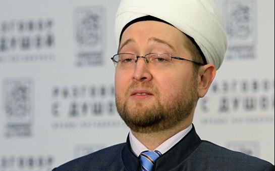 Муфтий Ильдар Аляутдинов