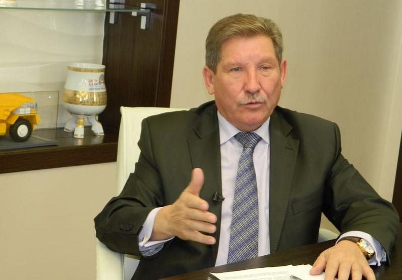 Глава Нерюнгринского района Виктор Станиловский