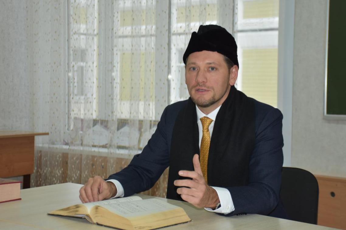 Дамир Мухетдин