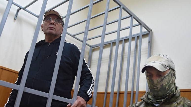 Дагир Хасавов в суде