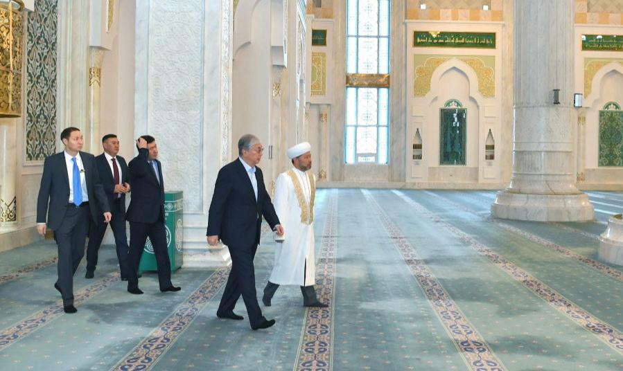 Фото: Официальный сайт президента Казахстана  l