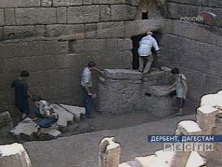 Обнаруженный археологами памятник также будет находится под эгидой ЮНЕСКО