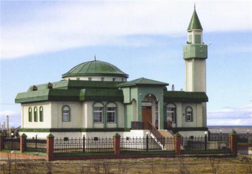 Пятилетие салехардской мечети