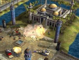 Современные игры причислили к лику терроризма почти все мусульманские страны