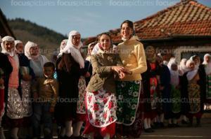 Помаки - славяне мусульмане. Болгария.
