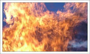 Причиной пожара в мечети мог стать поджег