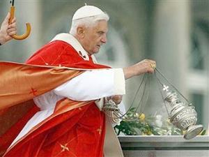 Папа поддерживает вступление Турции в ЕС