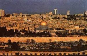 """Создан """"исламо-христианский фронт"""" в защиту Иерусалима"""