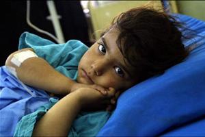 ЮНИСЕФ призывает защитить иракских детей