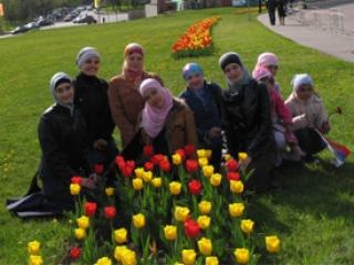 Хиджаб: единство формы и содержания