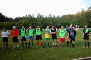 Команда  организации «Просвещение» стала призером Чемпионата по футболу