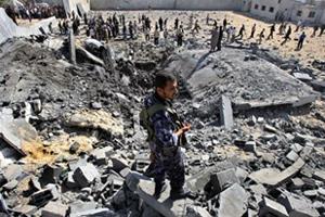 Израильтяне продолжают операцию в секторе Газа