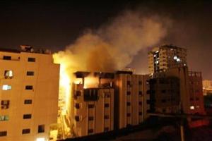 Новые удары по сектору Газа