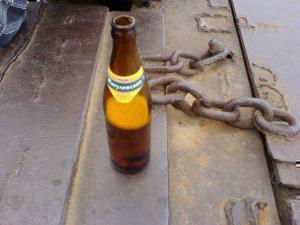 Пиво прогнали с улиц