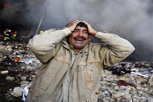 В Багдаде не спокойно