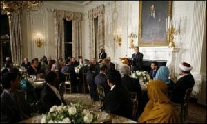 В США мусульманин  назначен на высокий государственный пост