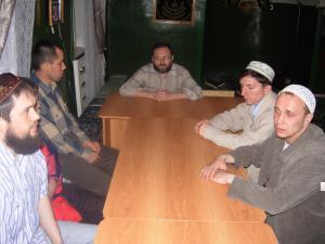 Мусульмане Каменки узнали о распространении ислама в России