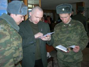 Российские военные хотят читать намаз