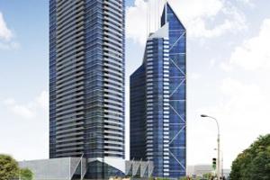 В Дубаи построят башни-близнецы