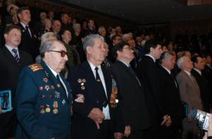 Мусульмане Урала поздравили ветеранов ВОВ