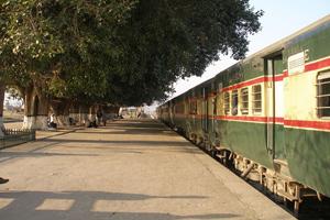 Пакистан поможет афганцам построить первую железную дорогу