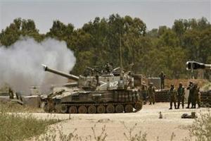 Палестина на грани войны