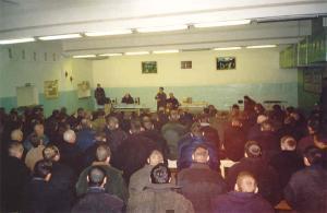 Мусульмане просвещают заключенных