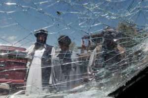 Афганские повстанцы сбили вертолёт НАТО