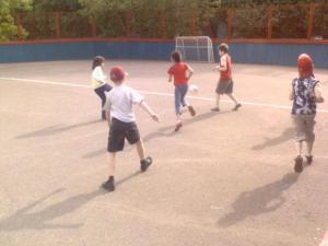 К взаимопониманию через спорт