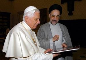Папа Римский хочет найти с мусульманами общий язык