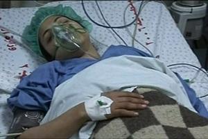 Израильтяне ранили палестинку и убили её ребёнка