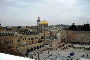 Иерусалим — преграда на пути к миру?